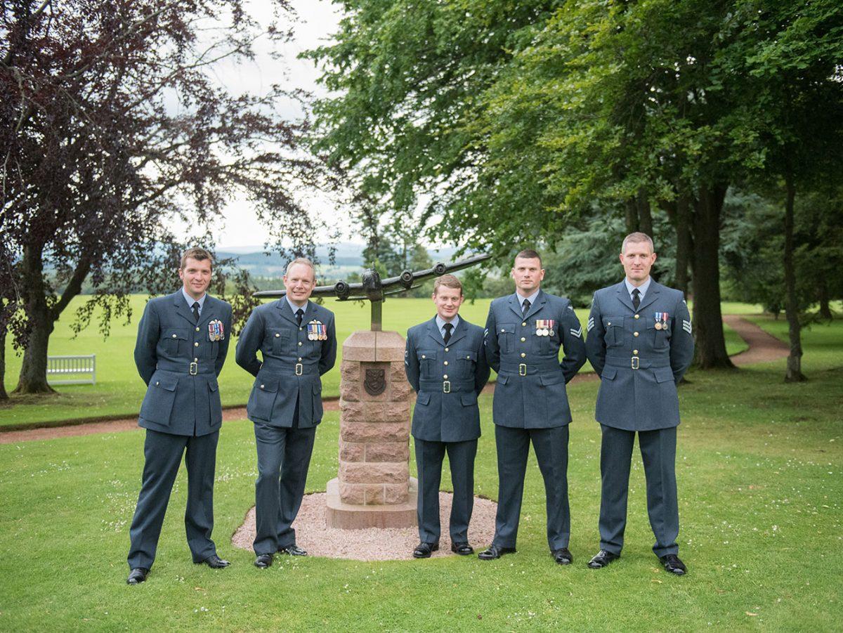 Douneside House Memorial 2