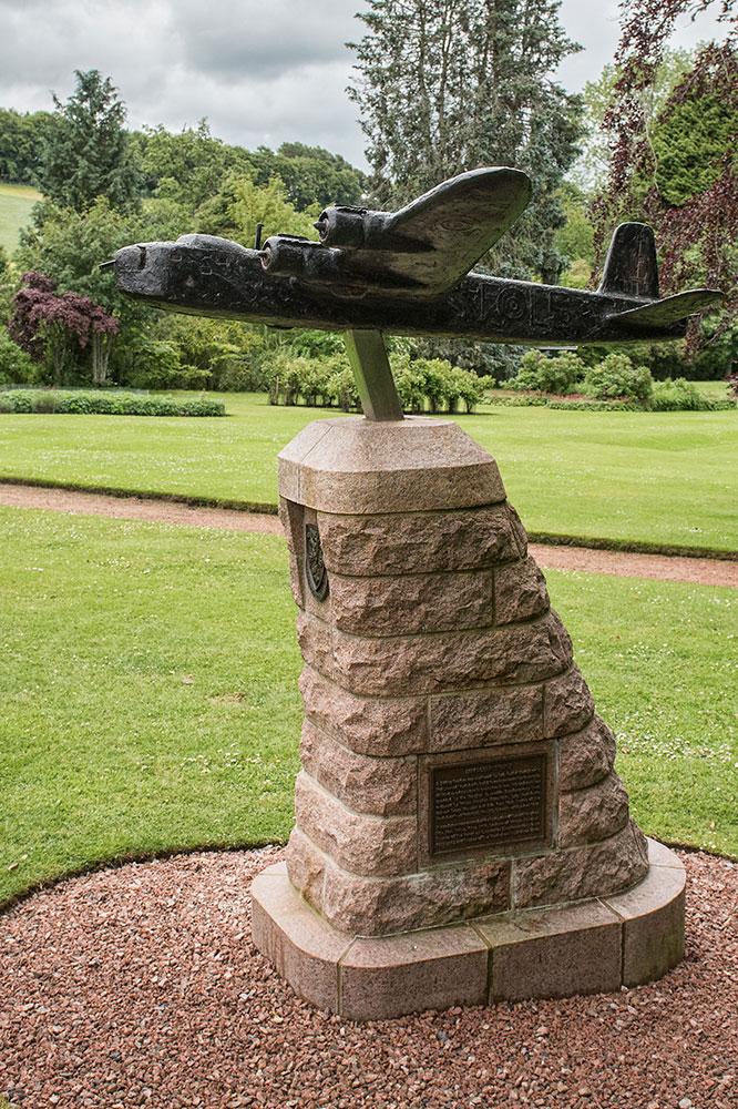 Douneside House Memorial