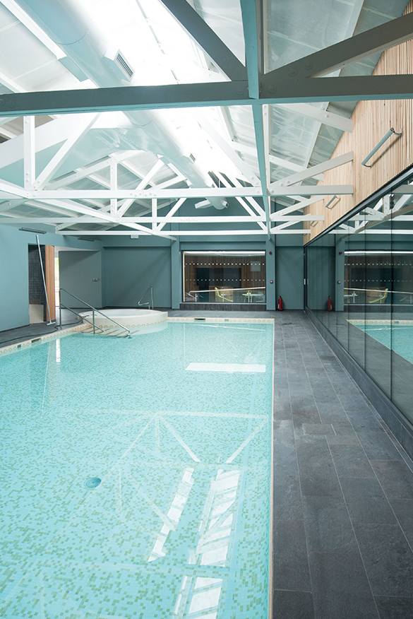 The Health Club Gym Swimming Pool Fitness Classes Douneside House
