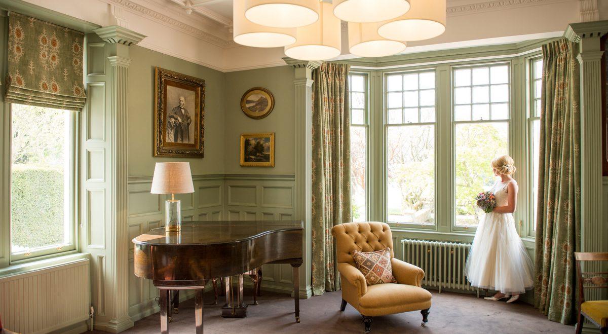 Luxury Scottish Wedding Venue