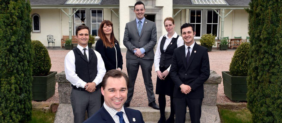 Douneside House Staff