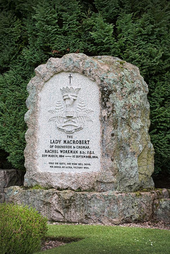 Lady MacRobert - Douneside House Memorial