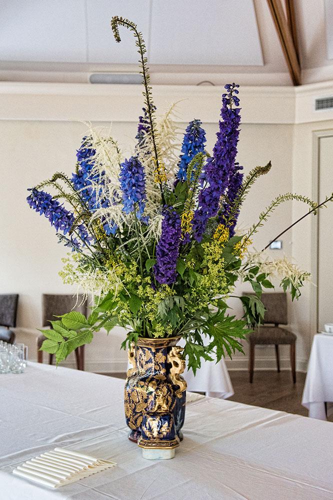 Douneside House Conference Venue Flowers