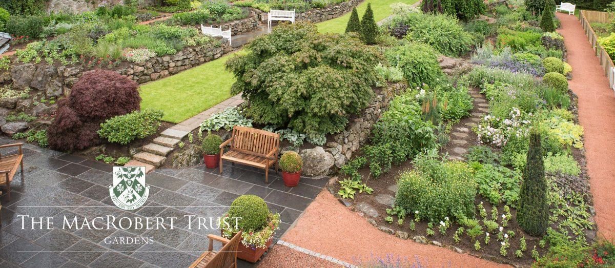 MacRobert Trust Garden Aberdeenshire