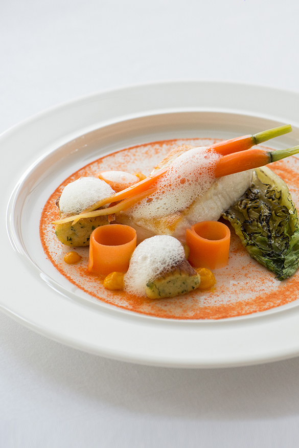 Douneside House Aberdeenshire Restaurant Dish