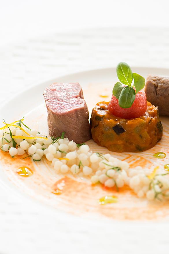 Douneside House Restaurant Menu Dish