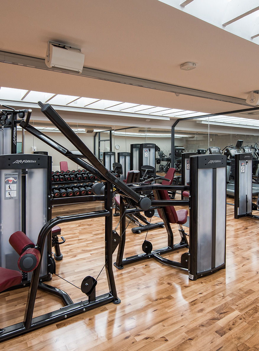 Gym Exercise Equipment Douneside Health Club