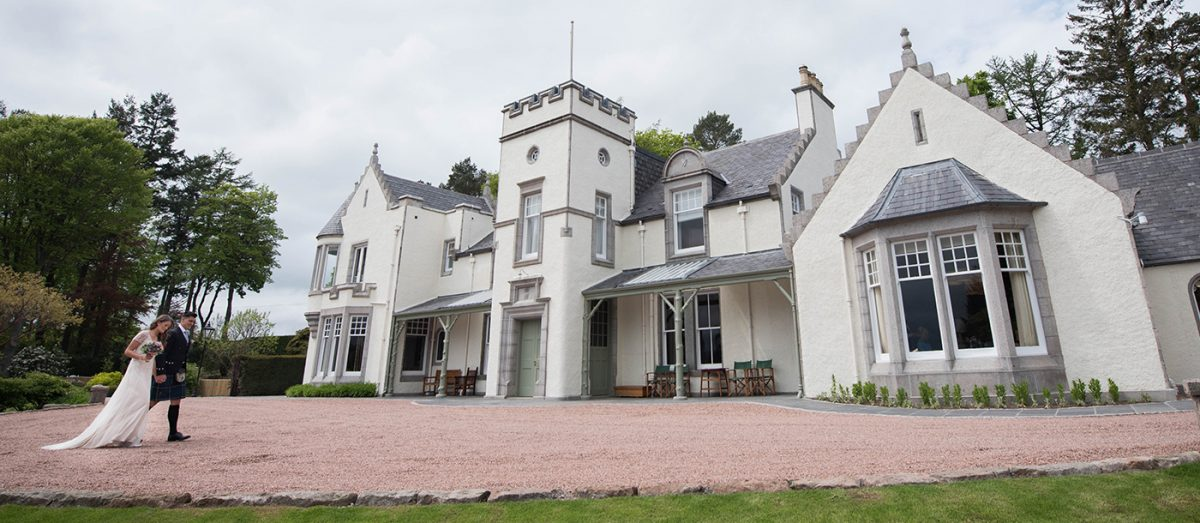 Wedding Venue Aberdeenshire
