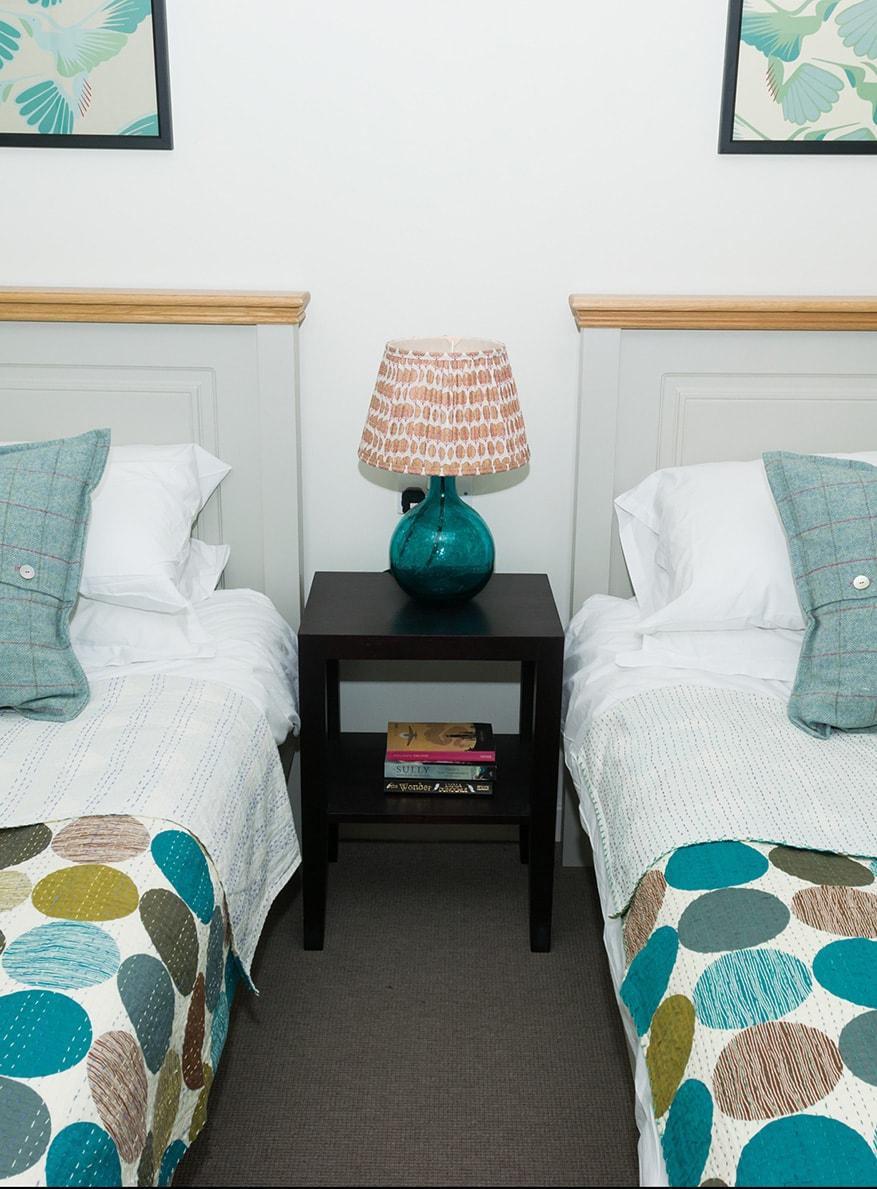Morven Twin Bedroom in Wheelchair Accessible Apartment