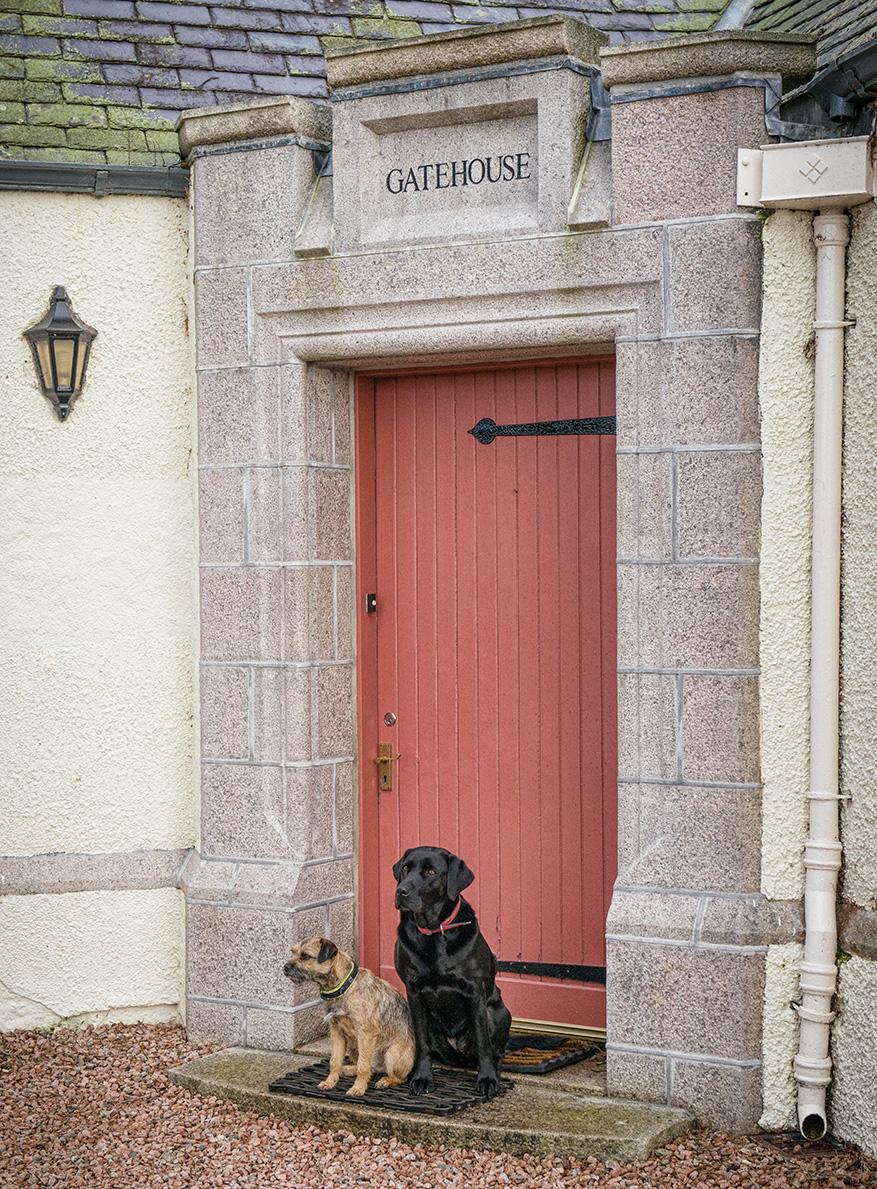 douneside gatehouse