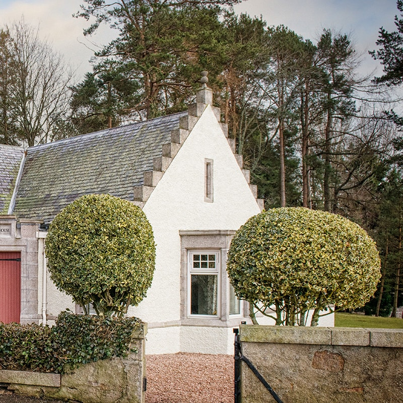 Gatehouse - Holiday Cottage in Aberdeenshire