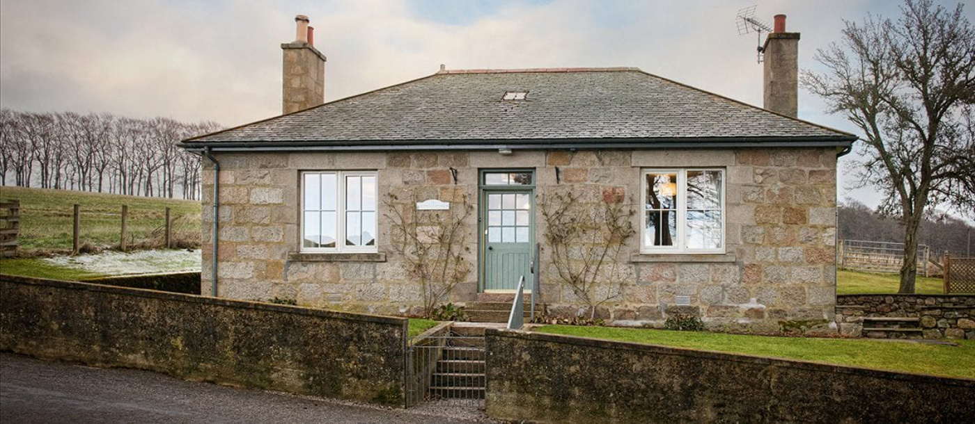 Luxury pet friendly holiday cottage scotland