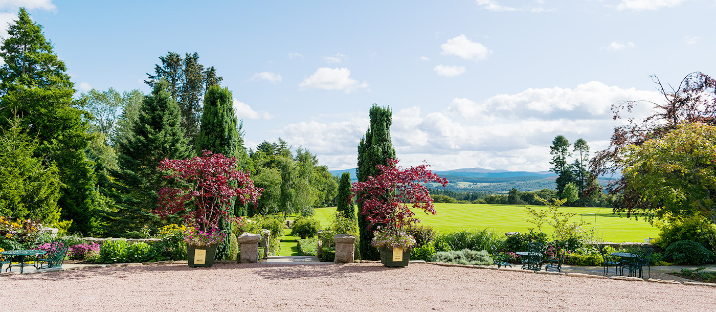 douneside house garden