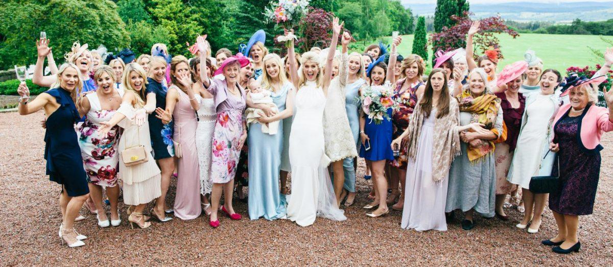 exclusive use wedding venue scotland