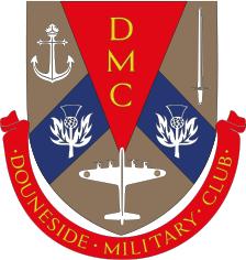 douneside military club logo
