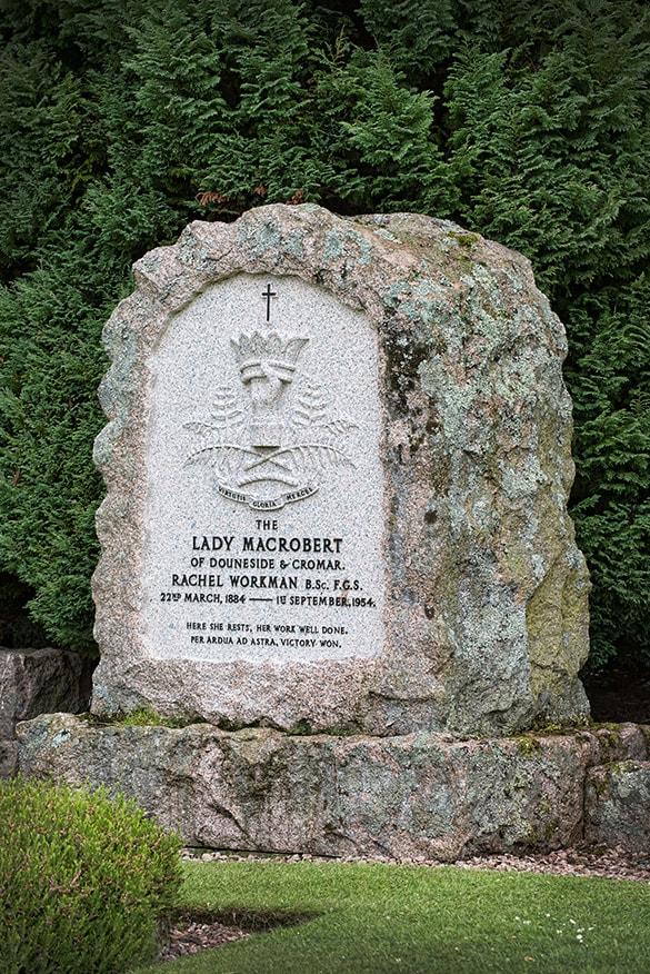 lady macrobert memorial